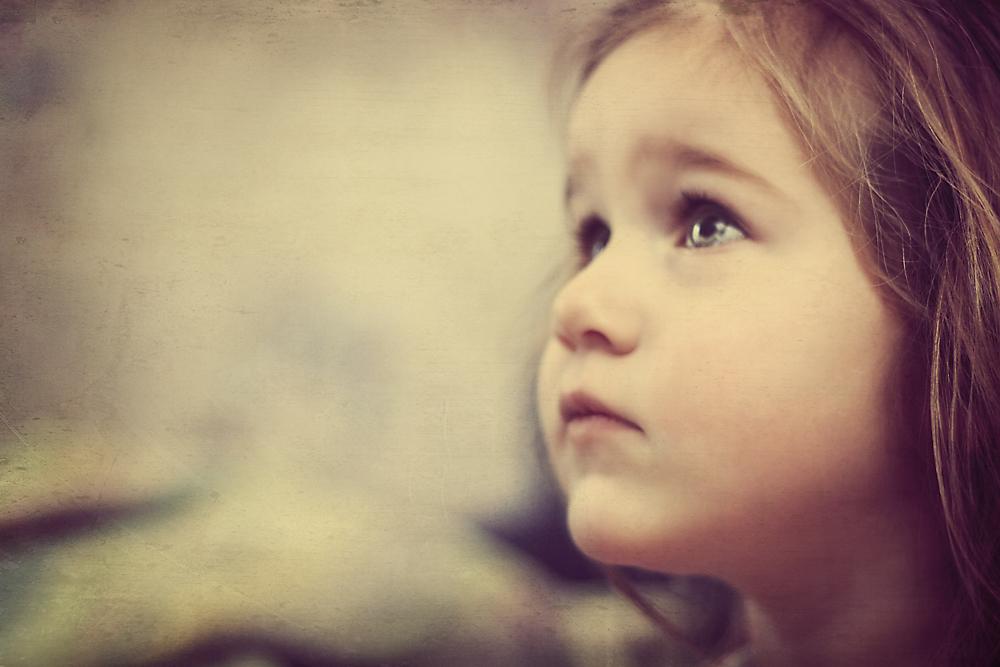 Malá holčička