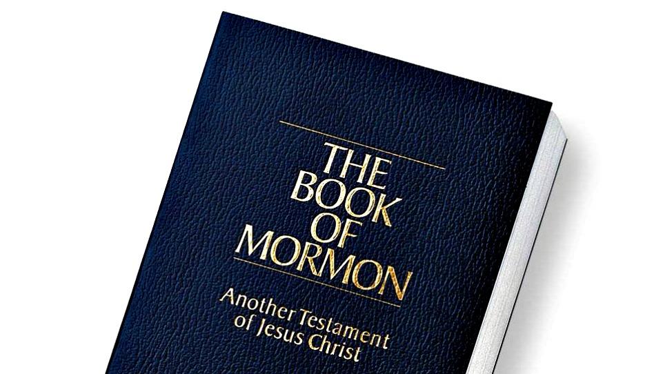 Obrázek Knihy Mormonovy
