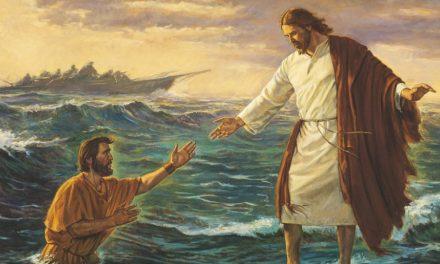 Evangelium Ježíše Krista, 1. část: Víra
