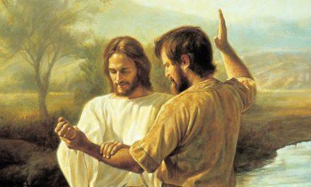 Evangelium Ježíše Krista, 3. část: Křest