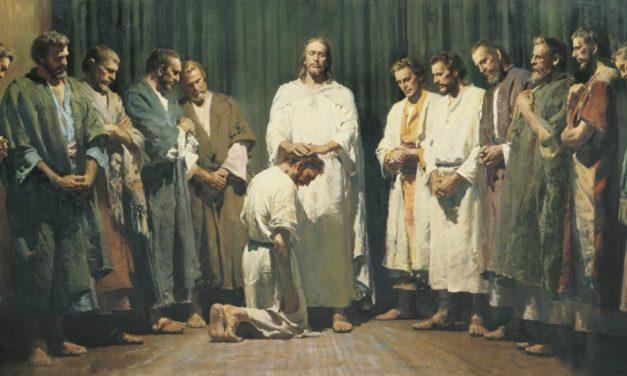 Povolávání Pánových apoštolů