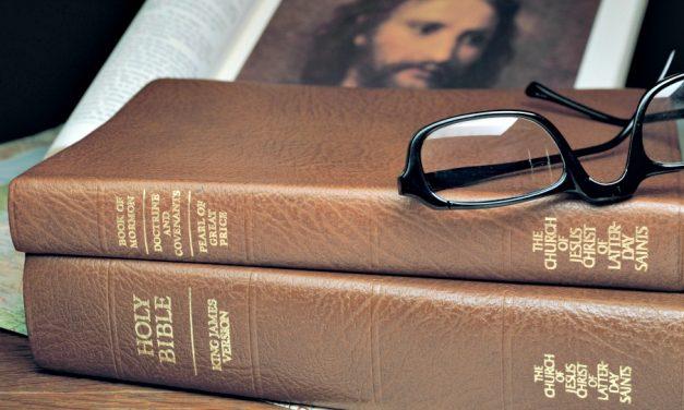 Kniha Mormonova: Svědectví společně s Biblí