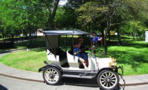 Starobylé auto