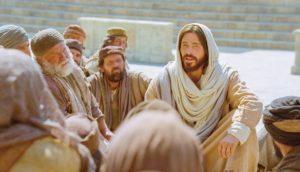 Spasitel učí židy