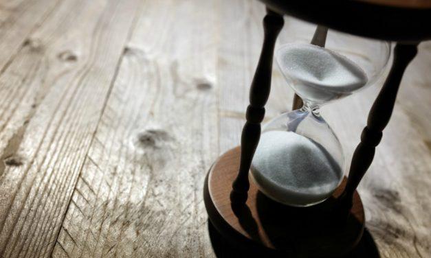 Modlení se o trpělivost s očima upřenýma na hodiny?