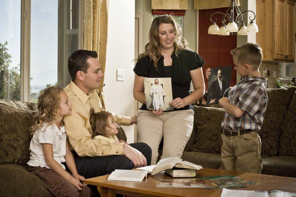rodinný domácí večer