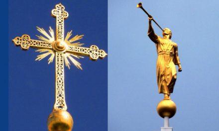 Jaký je rozdíl mezi katolíky a mormony?