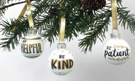 Co můžete dát tyto Vánoce ze sebe?