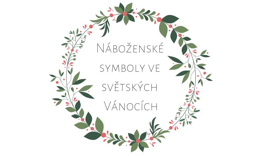Náboženské symboly ve světských Vánocích