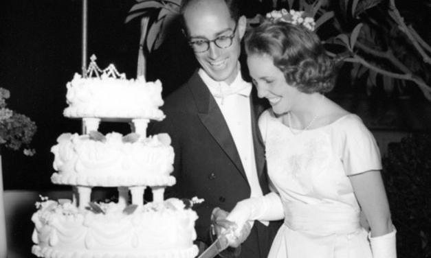 Svatební fotografie našich apoštolů