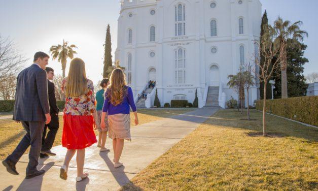 Jak se připravit na vstup do chrámu