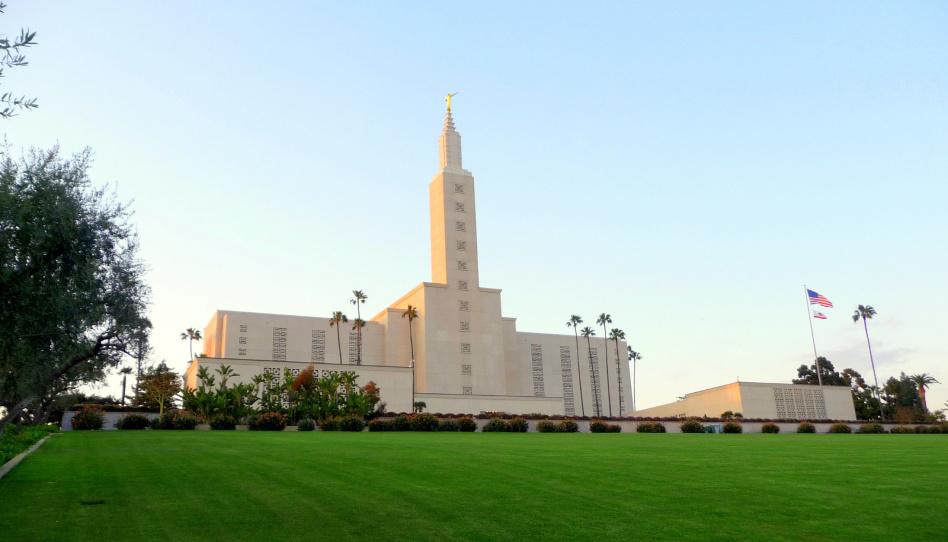 chrám Los Angeles