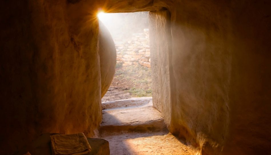 prázdná hrobka