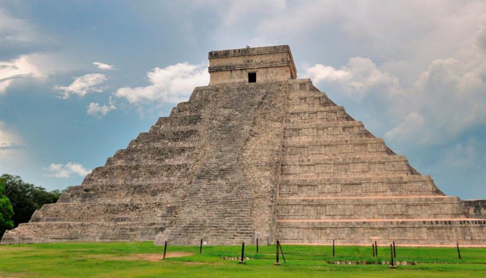 Mayský chrám