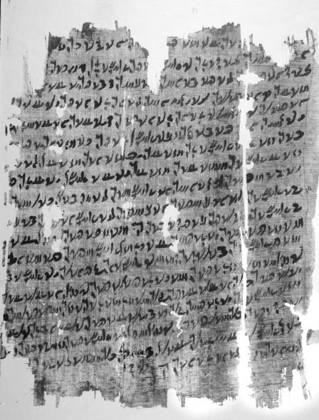 Papyrus Amherst 63
