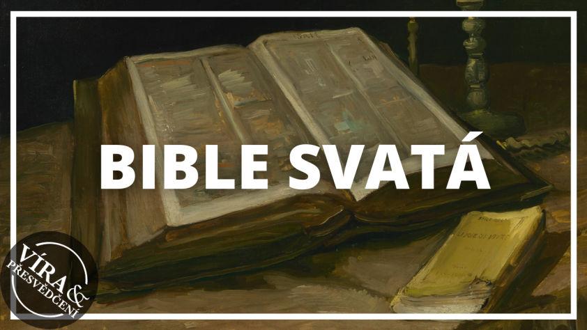 Je Bible bezchybná?