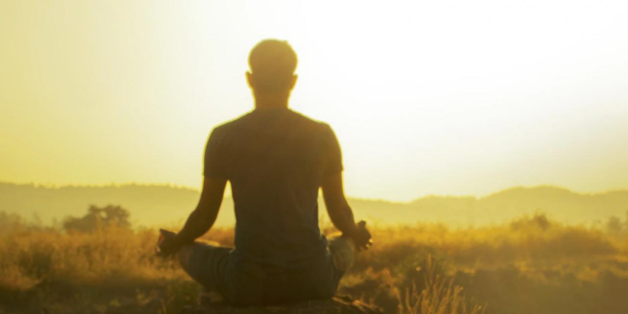 Meditace jako lék i modlitba